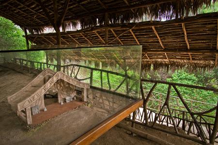 blanca: Agua Blanca Comune Museum in Machalilla National Park, Ecuador