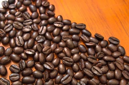 granos de cafe: granos de caf?