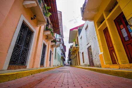 historische oude stad in Panama stad