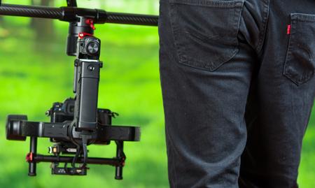 brightness: Hand held camera stabilizer