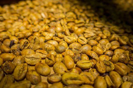 Kopi luwak or civet coffee, is one of the worlds most expensive and low-production varieties of coffee
