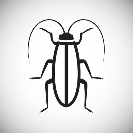 Pest icon on white background for graphic and web design, Modern simple vector sign. Internet concept. Trendy symbol for website design web button or mobile app