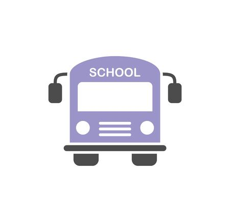 School related icon on background for graphic and web design. Simple illustration. Internet concept symbol for website button or mobile app