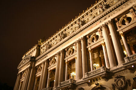 palais garnier: Palais Garnier, Paris Opera House