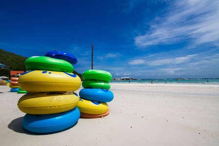 briny: color rubber rings of koh larn pattaya