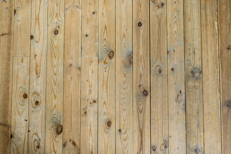 Wall of planks Stock Photo