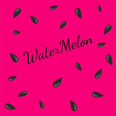 red watermelon background