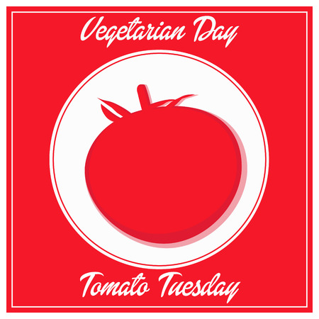 vegetarian day tomato tuesday fhesh week