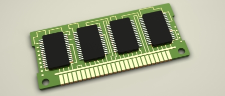 random access memory: Random access memory 3d
