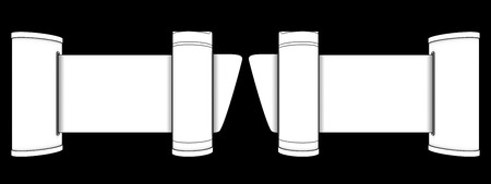tourniquet: metallic turnstile. isolated on black background. 3d