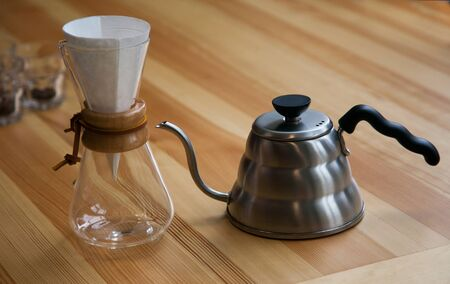 Pour Over coffee brewers