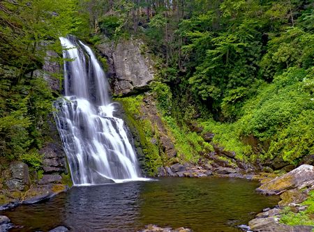Main Falls of Bushkill Falls