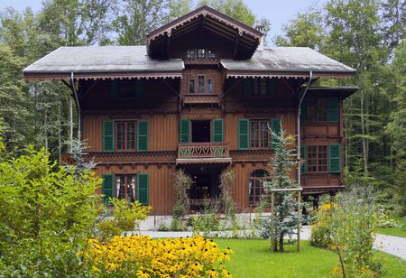 House from Burgdorf built in the