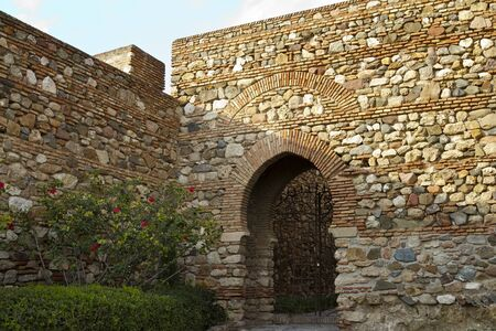 Alcazaba de Malaga is the best-preserved Moorish fortress  palace in Spain.