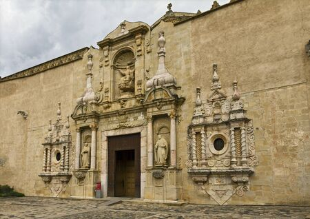 Poblet Monastery in Catalonia is one of the largest Cistercian abbeys in the world.