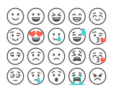 20 simple emojis
