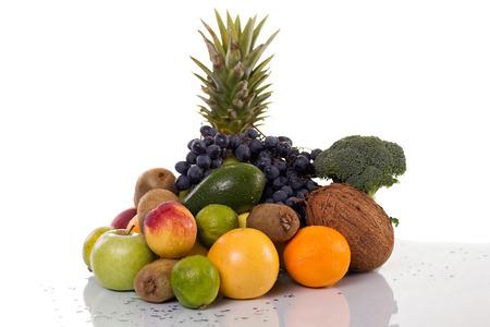 ripe fresh fruit, wholesome food photo