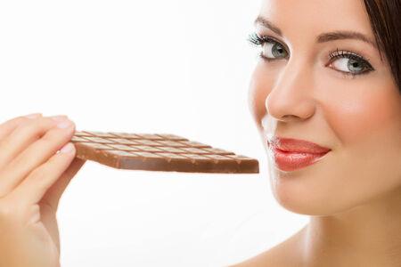 satisfying: satisfying a black chocolate craving