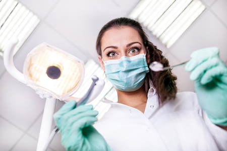 helper: concept of fear of the dentist
