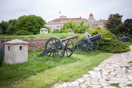 belgrade: Belgrade,Kalemegdan fortress old cannon