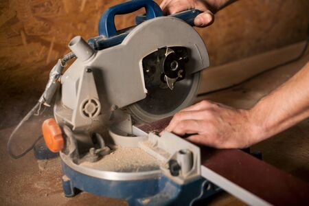 Timber Carpenter Craftman Lumber Boiserie Concept