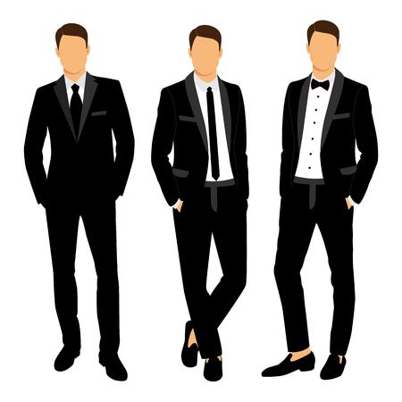 Wedding mens suit and tuxedo.