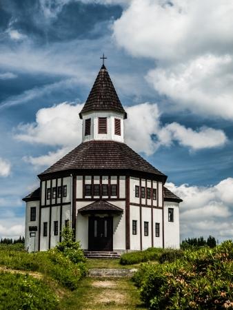 catholic chapel: Catholic chapel in Korenov (Czech Republic)