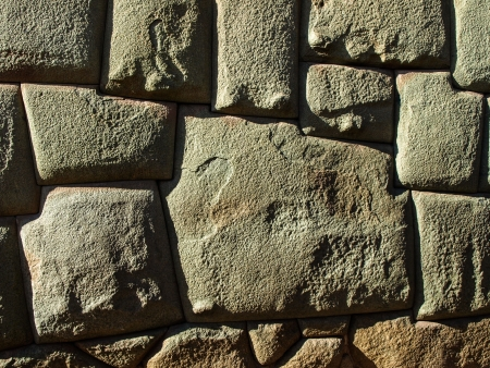 incan: Hatunrumiyoc - Twelve-Angle Stone (Cusco, Peru)