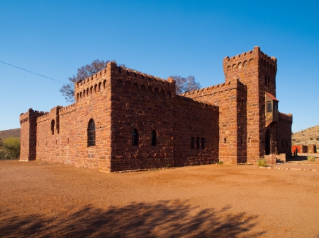 Duwisib castle in southern Namibia