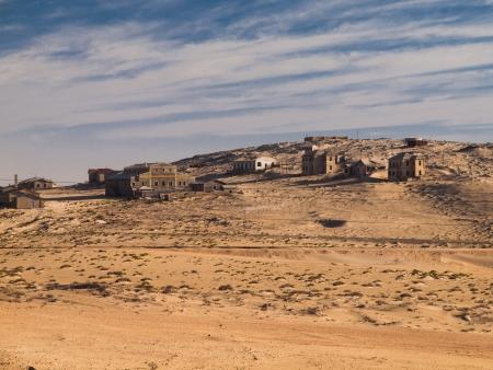 kolmanskop: General view of Kolmanskop (Namibia)