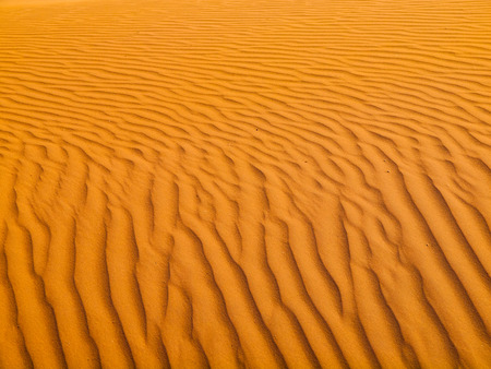 Red sand texture made by wind (Deadvlei, Namibia) photo