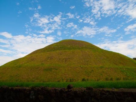 mound: Pilsudskis Mound also known as Independence Mound or Freedom Mound, Krakow, Poland