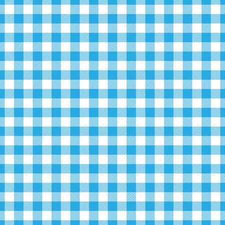 lumberjack shirt: Lumberjack plaid pattern in blue and black. Seamless vector pattern. Simple vintage textile design.