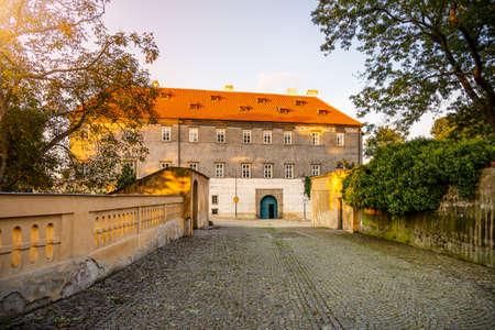 Chateau Brandys nad Labem in Czech Republic