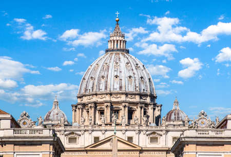 Papal Basilica of St. Peter in the Vatican
