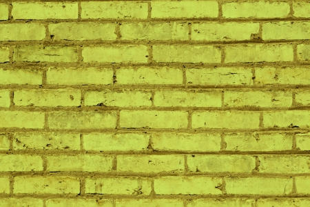 citrus yellow brick abstract texture background close up Stock Photo