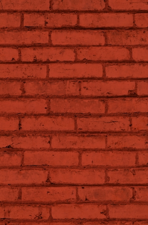 coral red brick abstract texture background close up photo