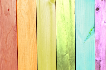 light colored gay flag wooden texture background photo