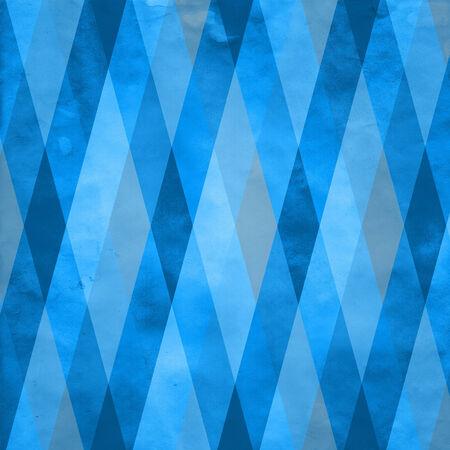 diagonal: seamless background of blue diagonal stripes Stock Photo