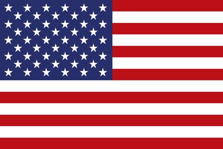 Flag of the United States of America 版權商用圖片