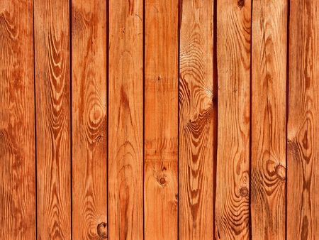 The grunge texture of a brown wooden fence Stock Photo - 6536549