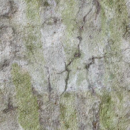 Weathered old dirty concrete wall - seamless texture Stock Photo - 6574540