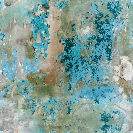 Weathered old grunge concrete wall - seamless texture photo