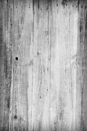 Arrière-plan de planches en bois gris grunge vertical