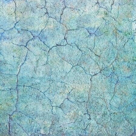 estuco: El patr�n de grietas en la pared del edificio de piedra