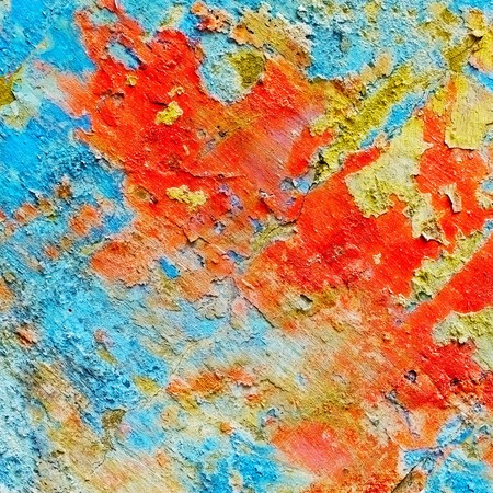 Variegated texture of the wall of the old abandoned buildings Stock Photo - 7077684
