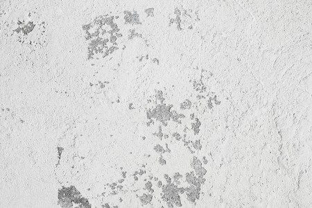 Background - the surface of the concrete wall covered with a weathered whitewash Stock Photo - 7313345