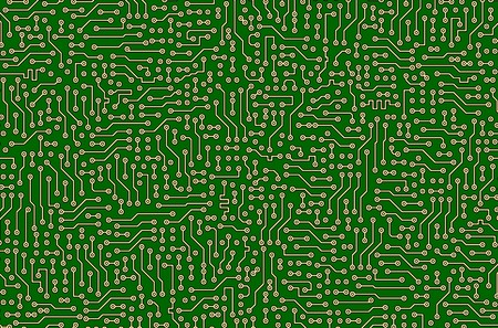 electronic board: Circuit board electronic abstract texture - illustration background