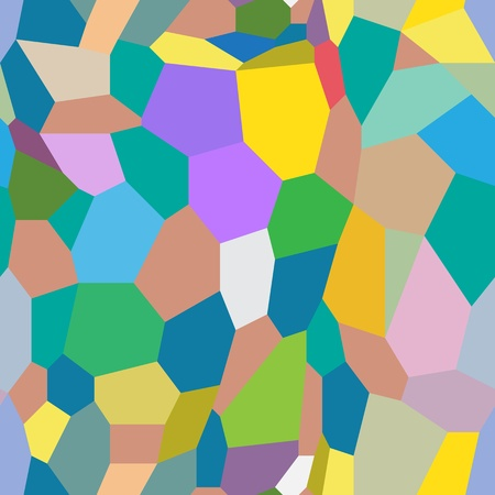 motley: Astratto trama senza soluzione di continuit� - uno sfondo eterogeneo di forme poligonali vector eps8