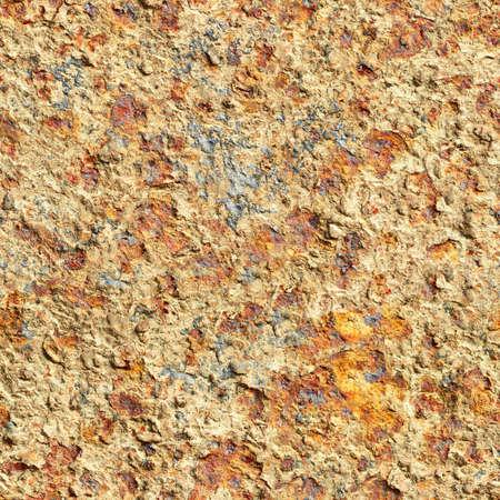 oxidized: Textura cuadrado transparente - la superficie de la chapa oxidada de Hierro viejo